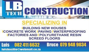 For all your building and construction requirements