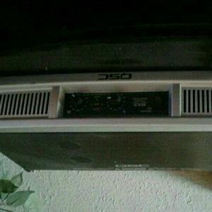 power  amplifier  qsc
