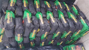 Briquettes 4kg to clear