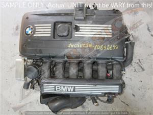 BMW N52B30AF -3.0L EFI 24V Engine -330i E90