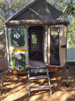 Jurgens Oryx offroad camper