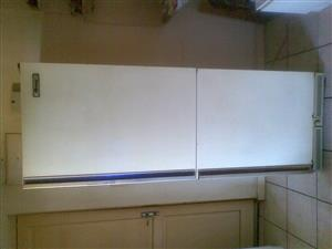 KIC INDESIT FRIDGE 1.80 meters length x 600 mm width; working order - ABSOLUTE BARGAIN R700-00, contact Darren Cell: 0631222561 [No sms's please]
