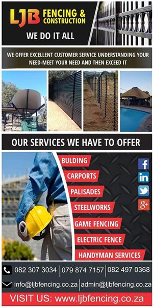 All Type of Fencing