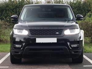 2014 Land Rover Range Rover Sport SDV6 HSE