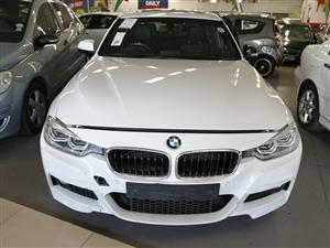 2018 BMW 3 Series 318i