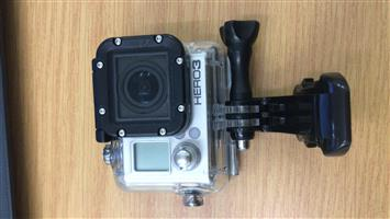 GOPRO HERO 3 (BLACK EDITION) - WITH WATERPROOF CASE AND USB