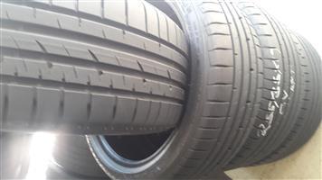 Mcprde Tyres, Alignment & Mag Repairs.