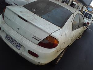 Chrysler nion 2L manaul stripping for spares