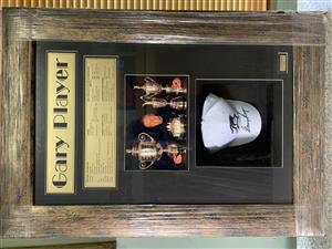 Gary Player limited edition memorabilia