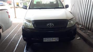 2008 Toyota Hilux 2.5D 4D S