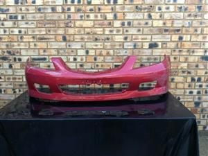 Mazda Etude Front Bumper Skin