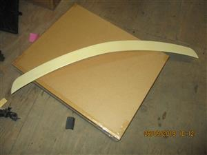 MERCEDES W204 COUPE BOOT SPOILER FOR SALE