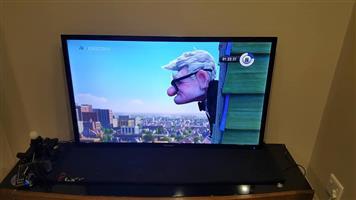 """50"""" Hisense full HD Led tv"""