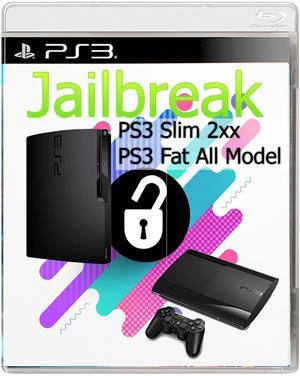Jailbreak your playstation.