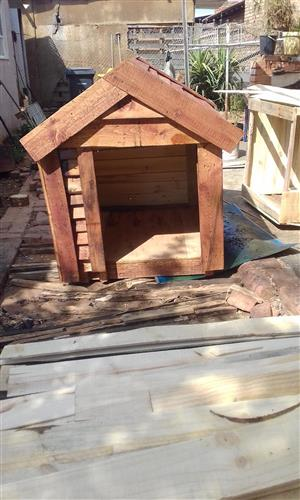 Large dog kennel for sale