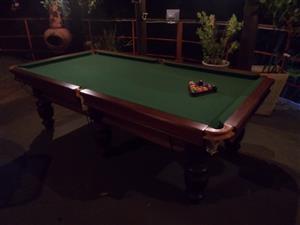 Pool table - High quality