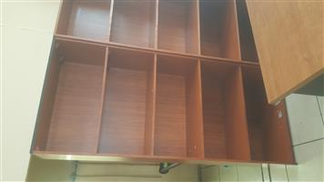 CHERRYWOOD FILE CABINET