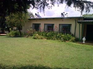 4 Bedroom House to rent on Plot