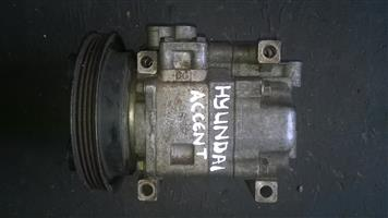 Hyundai Accent AC Compressor for sale