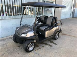 Special Edition Tempo 2+2 Golf Cart