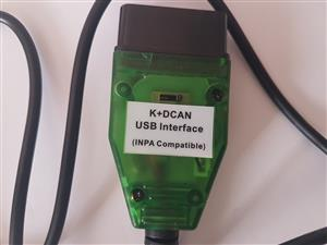 NEW INPA K+Dcan cables