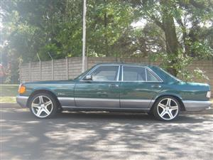 1990 Mercedes-Benz 500SE - Immaculate - R65,000