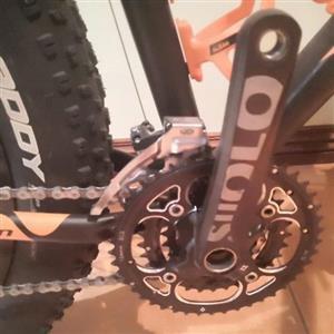 Titan Whopper expert - fat bike