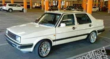 Volkwagen Jetta 2 Body wanted in good condition