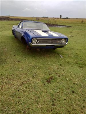 Ford Ranchero body for sale