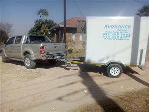 Mobile fridge for Rental/Hire