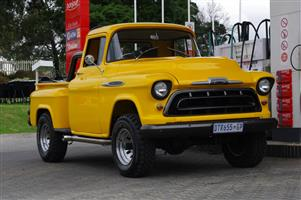1957 Chevrolet 4X4 pick up