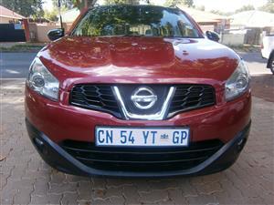 2013 Nissan Qashqai 2.0 Acenta