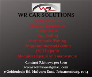 WR Car Solutions