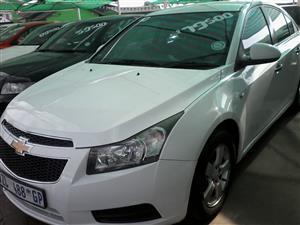 2010 Chevrolet Cruze sedan 1.6 LS