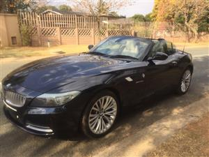 2009 BMW Z4 sDrive35is