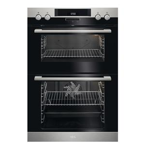 AEG Competence 600 mm Multifunction Double Oven