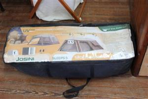 Josini 5 man tent for sale