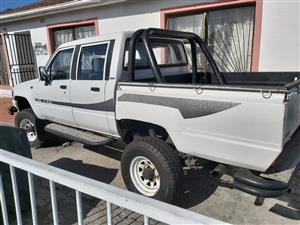 1995 Toyota Hilux double cab HILUX 3.0 D 4D HERITAGE 4X4 A/T P/U D/C