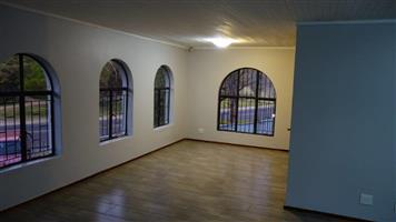 Newly renovate and spacious House to rent ,suitable for office space as well.