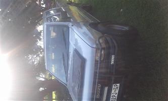 1995 Isuzu KB 360 V6 double cab LX