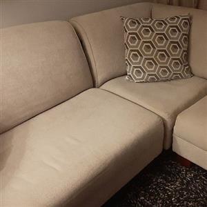 Custom corner couch