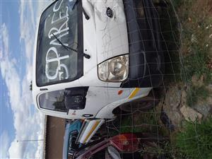 KIA K2700 BAKKIE FOR SPARES
