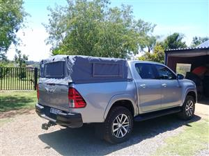 2019 camping canvas canopy for bakkie