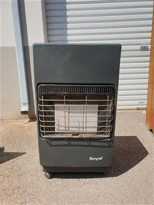 3 Bar Gas Heater