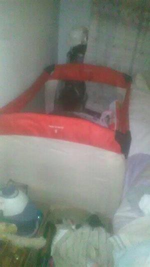 baby camping cot