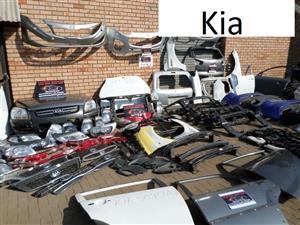 Kia Body Parts