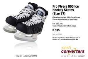 Pro Flyers 900 Ice Hockey Skates (Size 37)