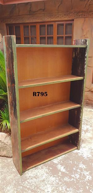 Vintage Bookrack (920x265x1505)