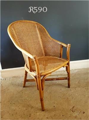 Woven wooden chair for sale