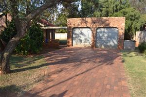 2 BEDROOM HOUSE IN THE ORCHARDS PRETORIA